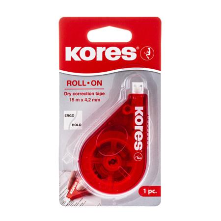 ΔΙΟΡΘΩΤΙΚΟ KORES ROLL ON 4,2mm X 15M