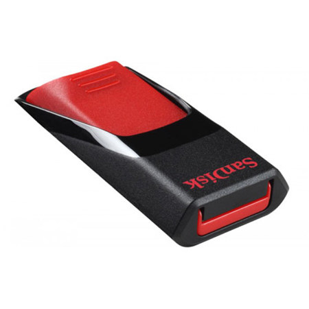 USB SANDISK 16GB EDGE BLACK