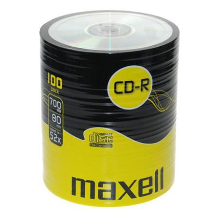 CD-R 80 MAXELL CB 100