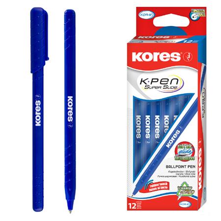 ΣΤΥΛΟ KORES K-PEN KOR-M SEMI-GEL ALL SOFT BLUE