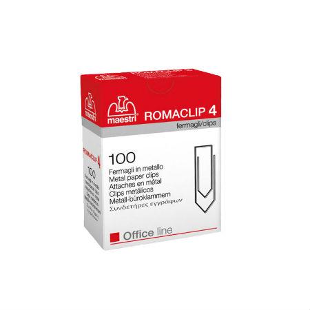 ΣΥΝΔΕΤΗΡΕΣ ROMA CLIP No.4 100T