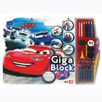 ΣΕΤ ΖΩΓΡΑΦΙΚΗΣ GIGA BLOCK 5 ΣΕ 1 CARS