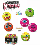 ΜΠΑΛΕΣ STAR 11CM FUNKY MONSTERS DISP.24TMX
