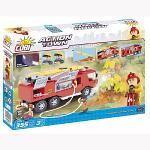 COBI ACTION TOWN MEGA FIRE TRUCK 355T (38X5.6X28CM)