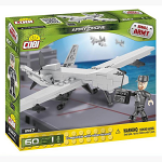 COBI SMALL ARMY DRONE 60 PCS