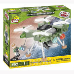 COBI SMALL ARMY STEALTH COMBAT DRONE 60PCS