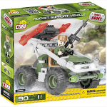 COBI SMALL ARMY ROCKET SUPPORT VEHICLE 90PCS