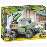 COBI SMALL ARMY ARMOURED PICKUP TRUCK 150PCS