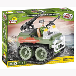 COBI SMALL ARMY TERRAIN MOBILE LAUNCHER 140PCS
