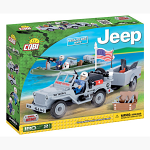 COBI JEEP US NAVY 190PCS
