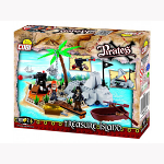 COBI PIRATE TREASURE ISLAND 160PCS