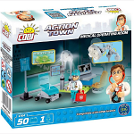 COBI ACTION TOWN MEDICAL OPERATING ROOM 50T (15.5X3.7X13CM)
