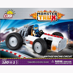 COBI MONSTER TRUX RETRO CARS 120 KL