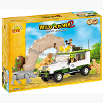 COBI WILD STORY SAFARI OFF ROAD (40x5.6x30.5cm)
