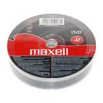 DVD-R MAXELL 16X CB 10