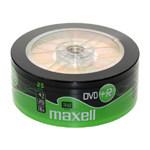 DVD+R MAXELL 16X CB 25