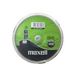 DVD+RW MAXELL CB 10