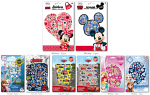 ΑΥΤΟΚΟΛΛΗΤΑ DISNEY STICKERS BOOK 250 TMX