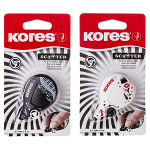 ΔΙΟΡΘΩΤΙΚΟ KORES SCOOTER BLACK & WHITE 4,2mm X 8M