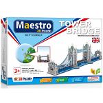 ΠΑΖΛ 3D LONDON TOWER BRIDGE