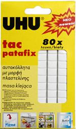 ΚΟΛΛΑ UHU TAC PATAFIX 80x