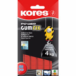 ΚΟΛΛΑ KORES GUM FIX POWER 60 ΤΕΜ