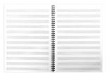 ΤΕΤΡΑΔΙΟ GLΟΒΑL ΜΟΥΣΙΚΗΣ ΣΠΙΡΑΛ Α4 Φ.50